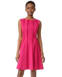 Jason Wu - Blue Sleeveless Day Dress - Lyst