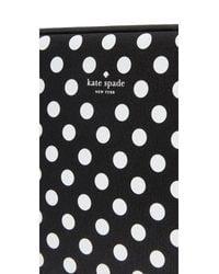 Kate Spade | Black 13 Inch Neoprene Dot Sleeve | Lyst