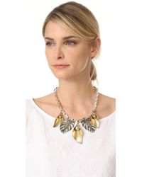 Lulu Frost - Multicolor Jardin Necklace - Lyst