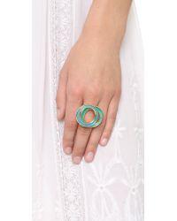 Maiyet - Blue Orbit Ring - Lyst