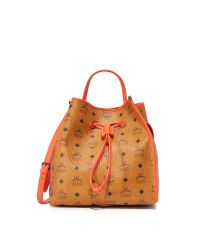 MCM - Multicolor Kira Bucket Bag - Lyst