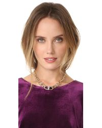Marc Jacobs | Multicolor Icon Statement Necklace | Lyst