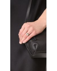 Marc Jacobs | White Protection Ring | Lyst