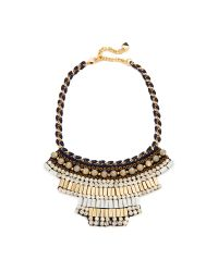 Nocturne | Black Stowe Necklace | Lyst