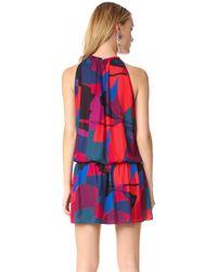 Ramy Brook - Multicolor Paris Sleeveless Dress - Lyst