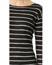 R13 - Multicolor Knit Cashmere Top - Lyst