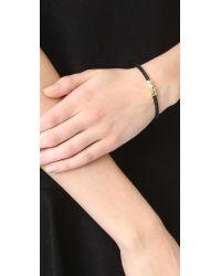 Scosha - Black Classic Love Bracelet - Lyst