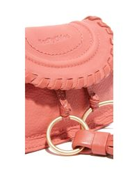 See By Chloé - Pink Polly Mini Bag - Lyst