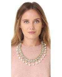 Shourouk - Multicolor Giza Necklace - Lyst