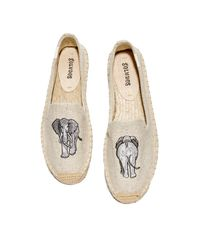 Soludos - Multicolor Elephant Smoking Slippers - Lyst