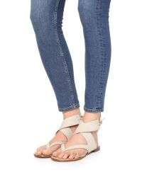 Splendid - Orange Camdyn Sandals - Lyst