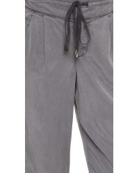 Splendid - Multicolor Drawstring Pants - Lyst