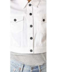 The Fifth Label - White Odyssey Jacket - Lyst