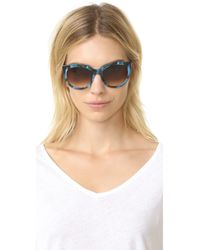 Thierry Lasry - Blue Lively Sunglasses - Lyst