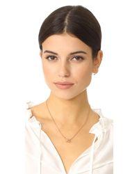 Vita Fede - Metallic Delicate Titan Necklace - Lyst