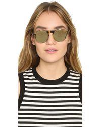 Westward Leaning - Brown Dyad 6 Clip Sunglasses - Lyst