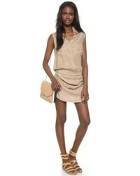 Young Fabulous & Broke - Natural Marion Romper - Lyst