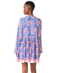 Tiare Hawaii | Blue Dahlia Swing Dress | Lyst
