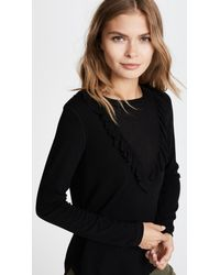 Splendid - Black Sylvie Top - Lyst