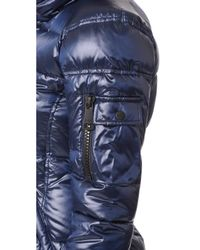Sam. - Blue Freestyle Quilted Jacket - Lyst