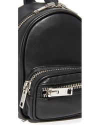 Alexander Wang - Black Attica Soft Mini Backpack - Lyst