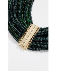 Rosantica - Green Sogno Necklace - Lyst