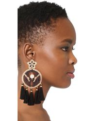 Mercedes Salazar - Multicolor Circulina Clip On Earrings - Lyst