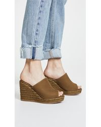 Castaner - Multicolor Bubu Wedge Mules - Lyst