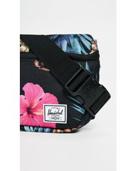Herschel Supply Co. - Black Fifteen Fanny Pack - Lyst