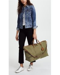 Madewell - Multicolor The Transport Weekender In Canvas - Lyst