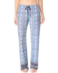 Pj Salvage - Blues Traveler Pj Set - Lyst