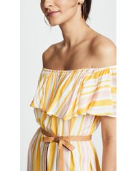 Eberjey - Multicolor Painted Stripe Florence Dress - Lyst