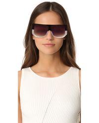 Hadid Eyewear - Multicolor Frequent Flyer Sunglasses - Lyst