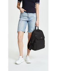Kate Spade - Black Minimalist Backpack - Lyst