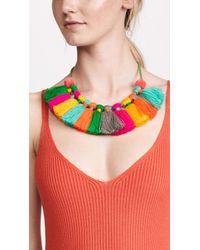 All Things Mochi - Multicolor Regina Necklace - Lyst