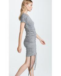 Cinq À Sept - Gray Estella Dress - Lyst