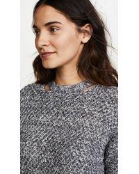 Ella Moss - Blue Delfina Sweater - Lyst