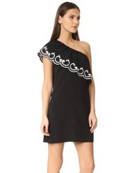 Ramy Brook - Black Darla Shift Dress - Lyst