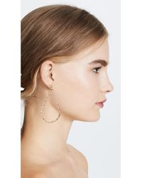 Gas Bijoux - Metallic Bibi Liane Earrings - Lyst