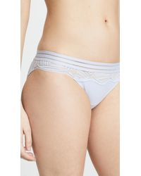 Calvin Klein - Multicolor Perfectly Fit Slipcover Briefs - Lyst