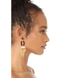 Lizzie Fortunato - Metallic Larsen's Earrings - Lyst