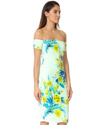 Black Halo - Multicolor Bethel Sheath Dress - Lyst