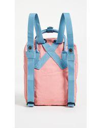 Fjallraven Pink Kanken Backpack