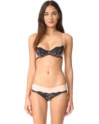 Stella McCartney - Black Bella Admiring Bikini Briefs - Lyst