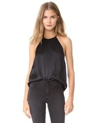 Cami NYC | Black The Sloan Top | Lyst