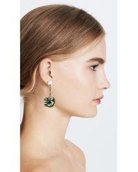 Lulu Frost - Green Rumba Earrings - Lyst