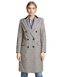 Rag & Bone - Multicolor Preston Coat - Lyst