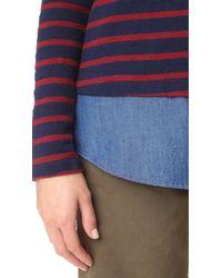 Soft Joie - Blue Marilina Sweater - Lyst