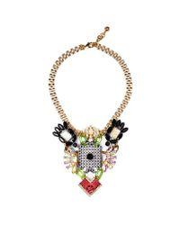 Lulu Frost   Multicolor Revolution Necklace   Lyst