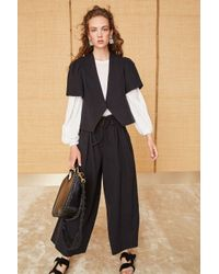 Ulla Johnson - Black Sylvie Culotte - Lyst